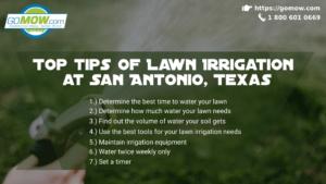 top-tips-of-lawn-irrigation-at-san-antonio-texas