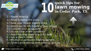 10-quick-tips-for-lawn-mowing-in-cedar-park-tx