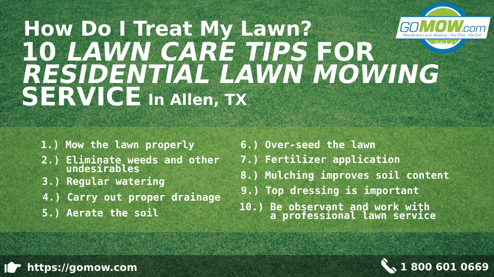 how-do-i-treat-my-lawn-10-lawn-care-tips-for-residential-lawn-mowing-service-in-allen-tx
